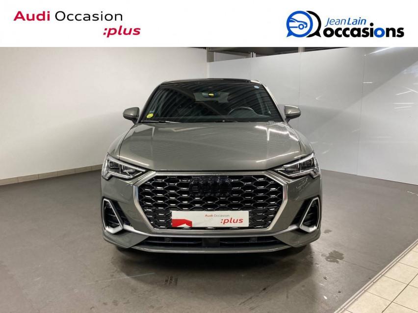 AUDI Q3 SPORTBACK Q3 Sportback 35 TDI 150 ch S tronic 7 S line 20/12/2019                                                      en vente à La Motte-Servolex - Image n°2