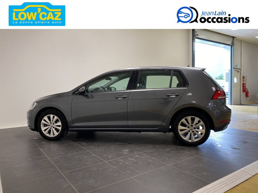 VOLKSWAGEN GOLF BUSINESS Golf 1.6 TDI 115 BlueMotion Technology FAP Confortline Business 30/01/2018                                                      en vente à Sassenage - Image n°8