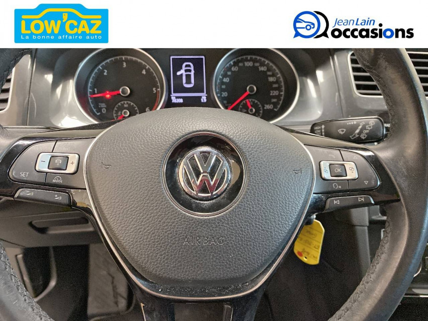VOLKSWAGEN GOLF BUSINESS Golf 1.6 TDI 115 BlueMotion Technology FAP Confortline Business 30/01/2018                                                      en vente à Sassenage - Image n°12