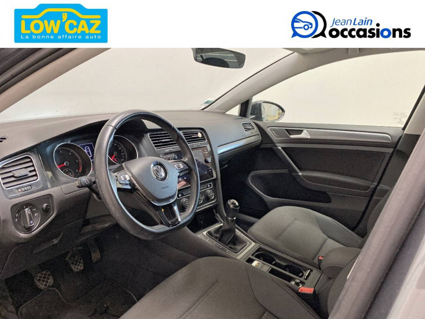 VOLKSWAGEN GOLF BUSINESS Golf 1.6 TDI 115 BlueMotion Technology FAP Confortline Business 30/01/2018                                                      en vente à Sassenage - Image n°11