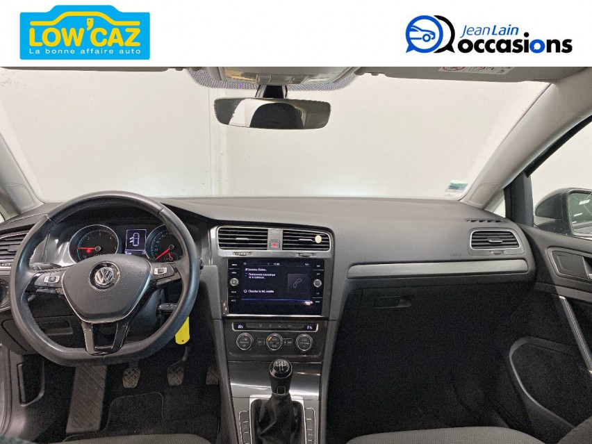 VOLKSWAGEN GOLF BUSINESS Golf 1.6 TDI 115 BlueMotion Technology FAP Confortline Business 30/01/2018                                                      en vente à Sassenage - Image n°18