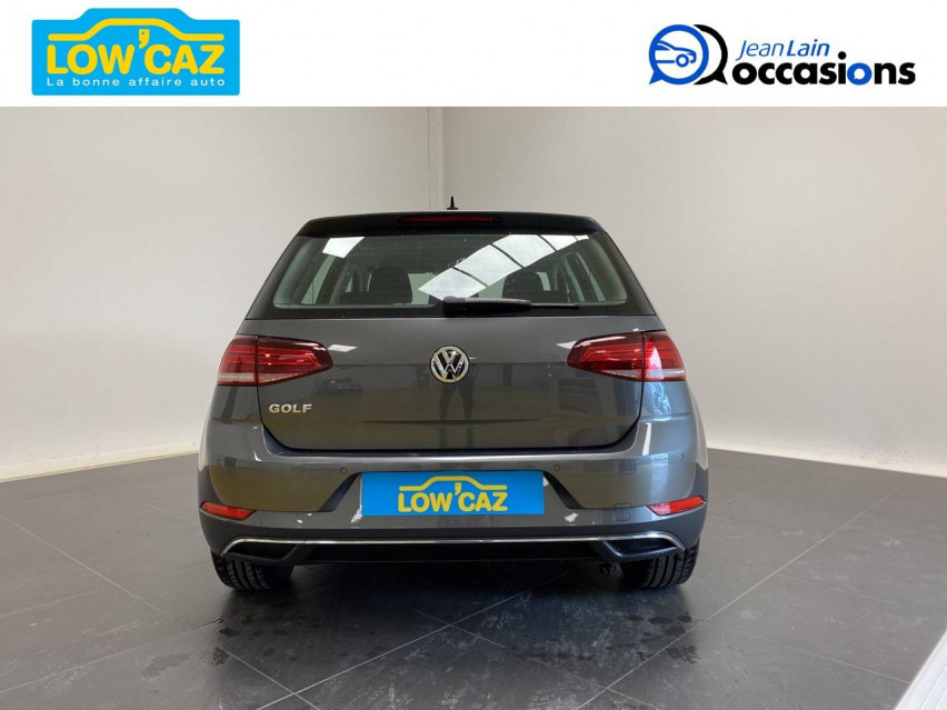 VOLKSWAGEN GOLF BUSINESS Golf 1.6 TDI 115 BlueMotion Technology FAP Confortline Business 30/01/2018                                                      en vente à Sassenage - Image n°6