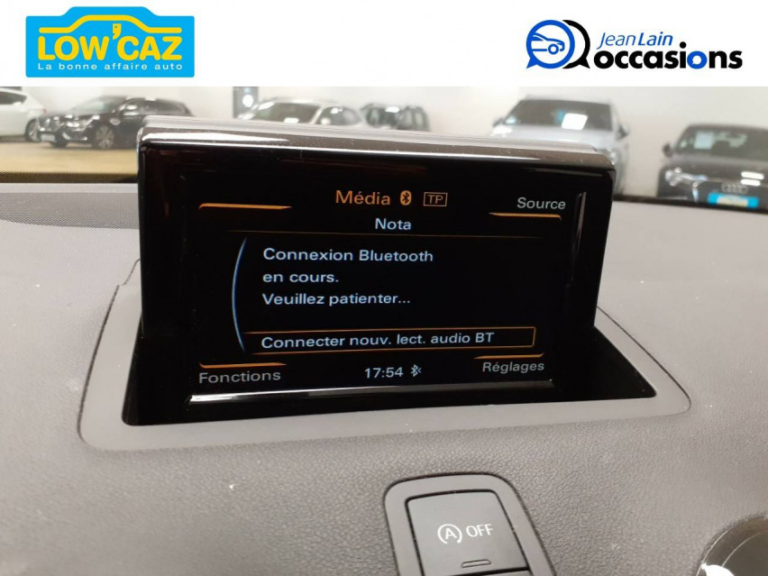 AUDI A1 SPORTBACK A1 Sportback 1.4 TFSI 125 S tronic 7 Ambition Luxe 06/03/2018                                                      en vente à Sassenage - Image n°16
