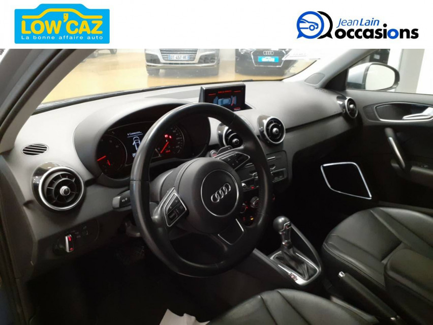 AUDI A1 SPORTBACK A1 Sportback 1.4 TFSI 125 S tronic 7 Ambition Luxe 06/03/2018                                                      en vente à Sassenage - Image n°11