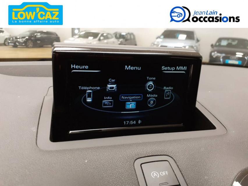 AUDI A1 SPORTBACK A1 Sportback 1.4 TFSI 125 S tronic 7 Ambition Luxe 06/03/2018                                                      en vente à Sassenage - Image n°15