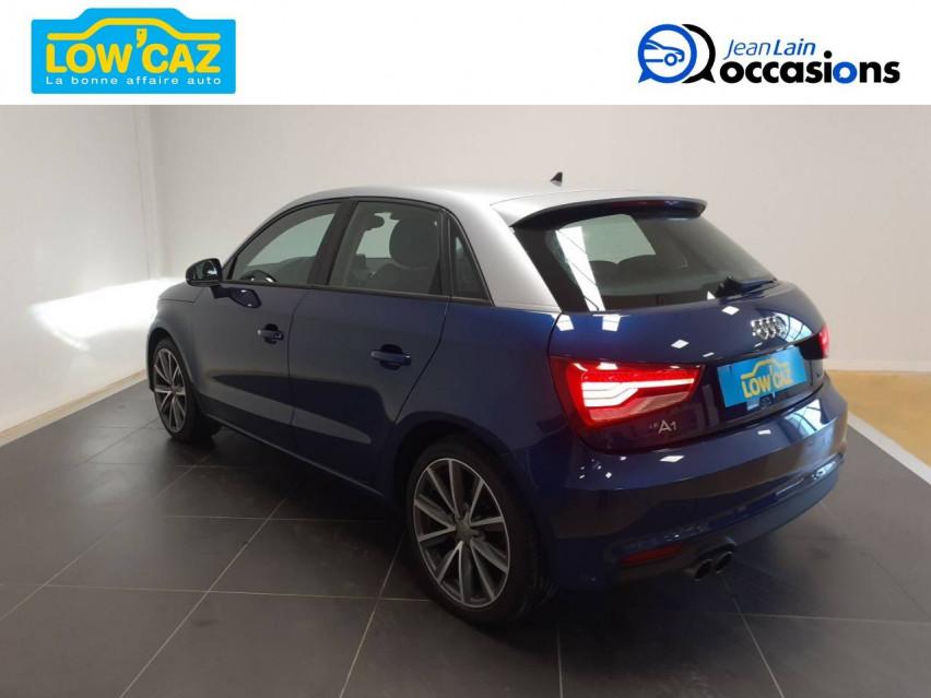 AUDI A1 SPORTBACK A1 Sportback 1.4 TFSI 125 S tronic 7 Ambition Luxe 06/03/2018                                                      en vente à Sassenage - Image n°7