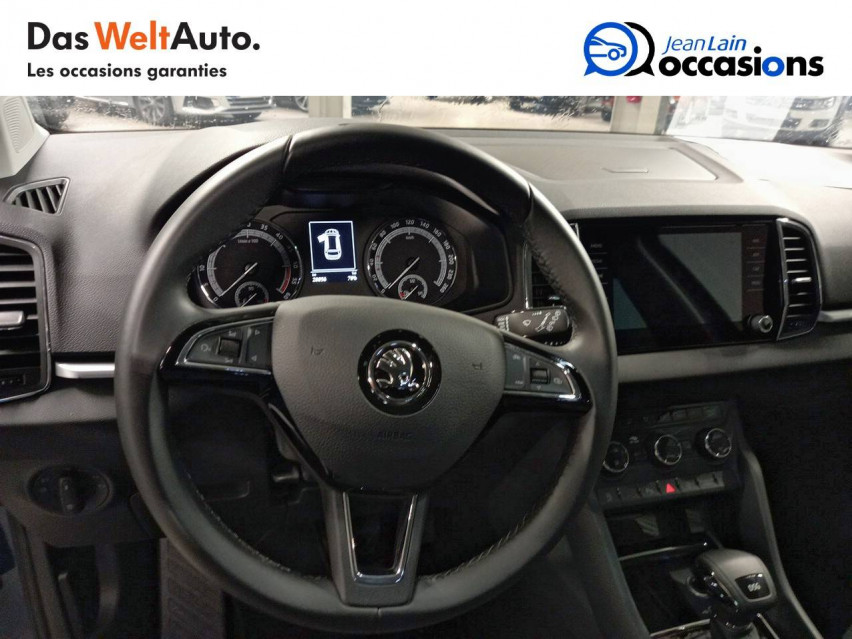 SKODA KAROQ Karoq 1.6 TDI 116 ch DSG7 Drive 29/09/2020                                                      en vente à La Motte-Servolex - Image n°12
