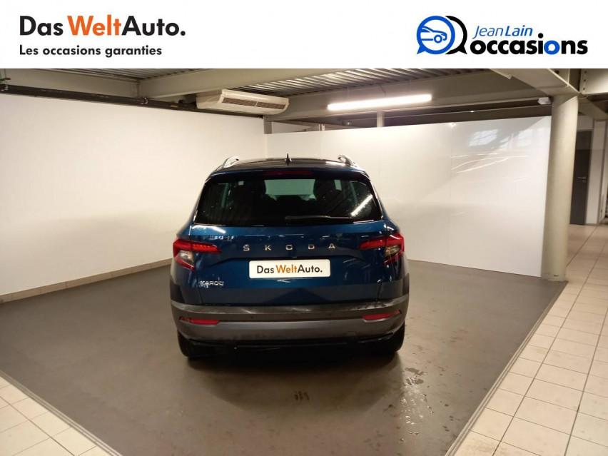 SKODA KAROQ Karoq 1.6 TDI 116 ch DSG7 Drive 29/09/2020                                                      en vente à La Motte-Servolex - Image n°6