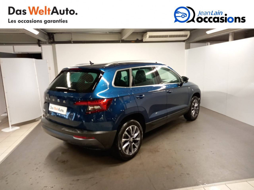SKODA KAROQ Karoq 1.6 TDI 116 ch DSG7 Drive 29/09/2020                                                      en vente à La Motte-Servolex - Image n°5