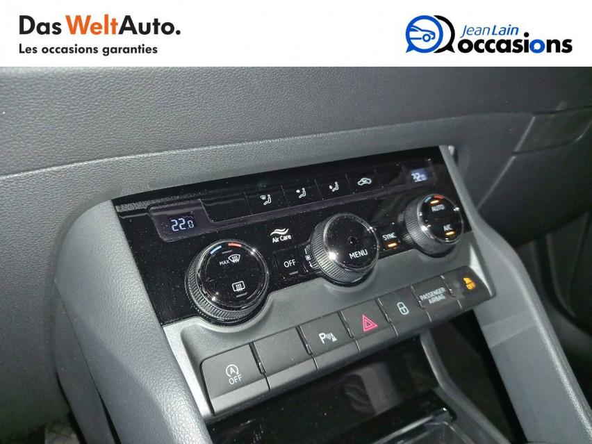 SKODA KAROQ Karoq 1.6 TDI 116 ch DSG7 Drive 29/09/2020                                                      en vente à La Motte-Servolex - Image n°14