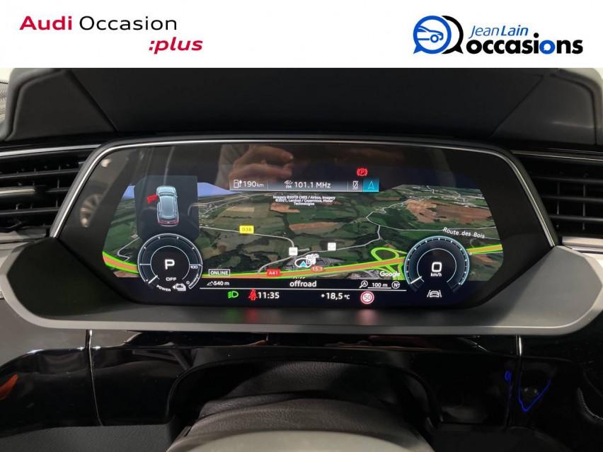 AUDI E-TRON e-tron 55 quattro 408 ch Avus Extended 10/08/2019                                                      en vente à Seynod - Image n°15