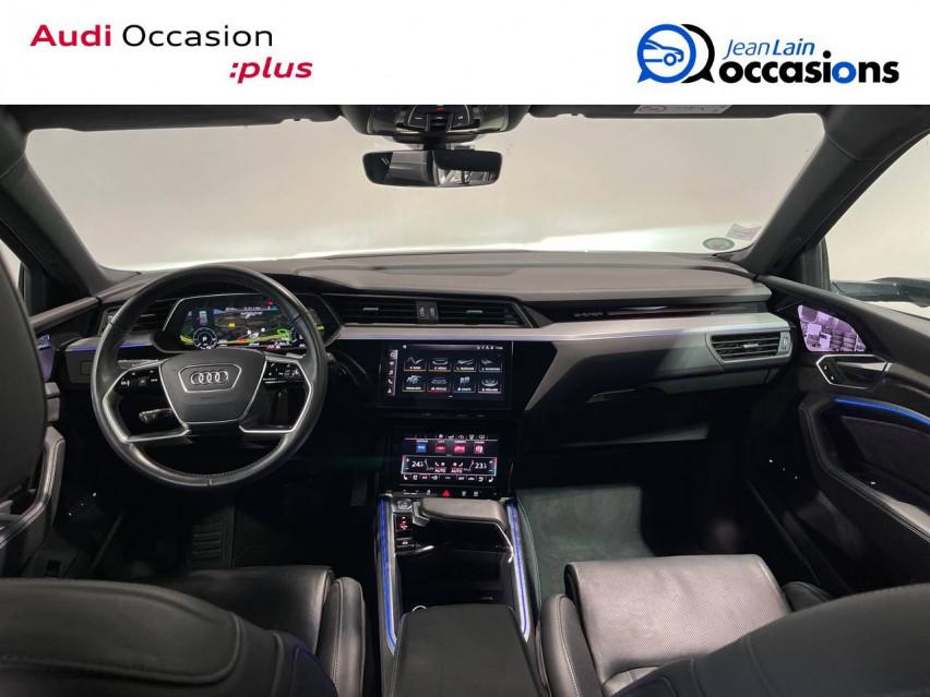 AUDI E-TRON e-tron 55 quattro 408 ch Avus Extended 10/08/2019                                                      en vente à Seynod - Image n°18