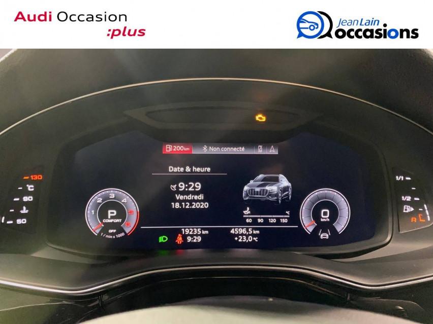 AUDI Q8 Q8 50 TDI 286 Tiptronic 8 Quattro S line 05/03/2019                                                      en vente à Ville-la-Grand - Image n°16