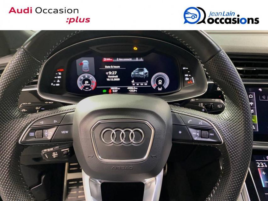 AUDI Q8 Q8 50 TDI 286 Tiptronic 8 Quattro S line 05/03/2019                                                      en vente à Ville-la-Grand - Image n°12