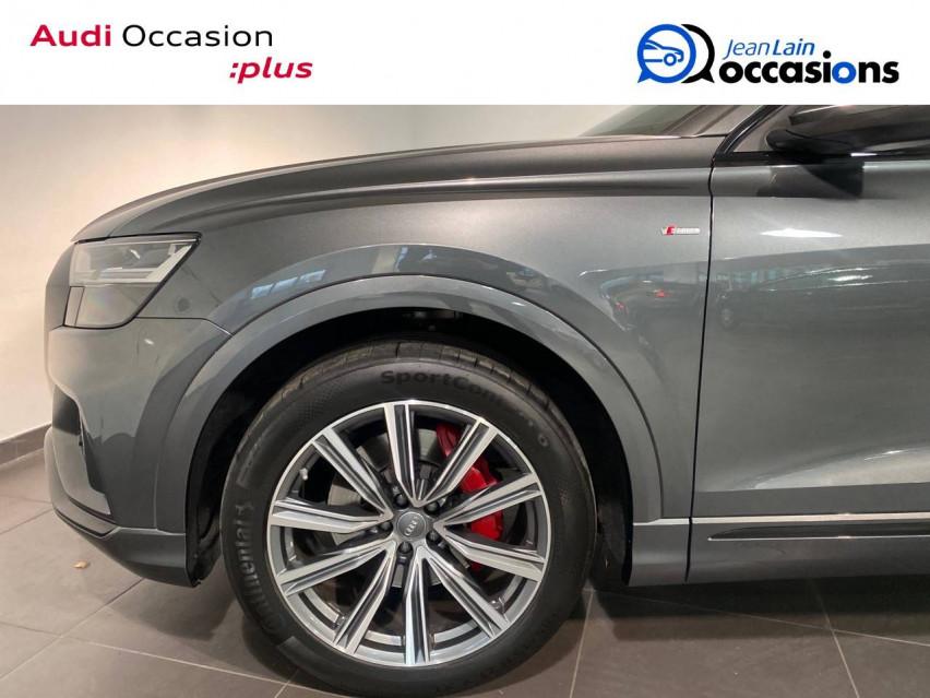 AUDI Q8 Q8 50 TDI 286 Tiptronic 8 Quattro S line 05/03/2019                                                      en vente à Ville-la-Grand - Image n°9