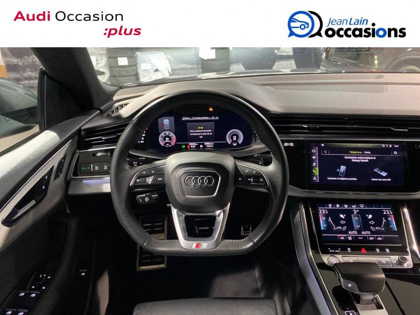 AUDI Q8 Q8 50 TDI 286 Tiptronic 8 Quattro S line 05/03/2019                                                      en vente à Ville-la-Grand - Image n°11