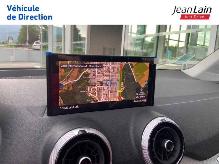 AUDI Q2 Q2 35 TDI 150 S tronic 7 Advanced 12/05/2021                                                      en vente à Ville-la-Grand - Image n°15