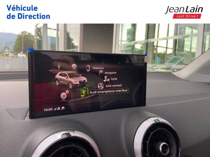 AUDI Q2 Q2 35 TDI 150 S tronic 7 Advanced 12/05/2021                                                      en vente à Ville-la-Grand - Image n°16