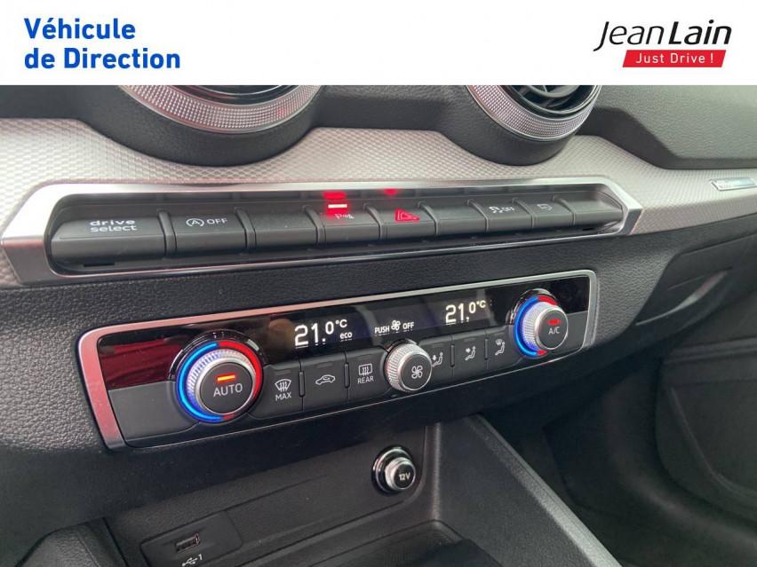 AUDI Q2 Q2 35 TDI 150 S tronic 7 Advanced 12/05/2021                                                      en vente à Ville-la-Grand - Image n°14