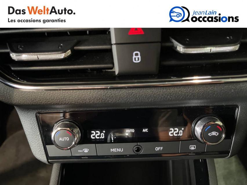 SKODA SCALA Scala 1.6 TDI 116 ch DSG7 Monte-Carlo 18/12/2020                                                      en vente à Meythet - Image n°14