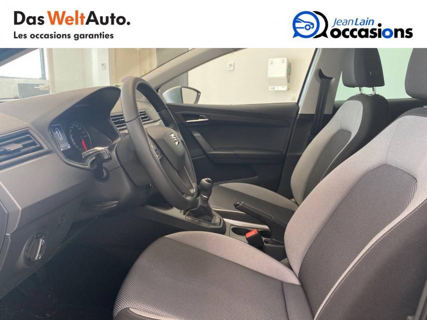 SEAT IBIZA Ibiza 1.0 EcoTSI 95 ch S/S BVM5 Urban 22/06/2021                                                      en vente à Seyssinet-Pariset - Image n°11
