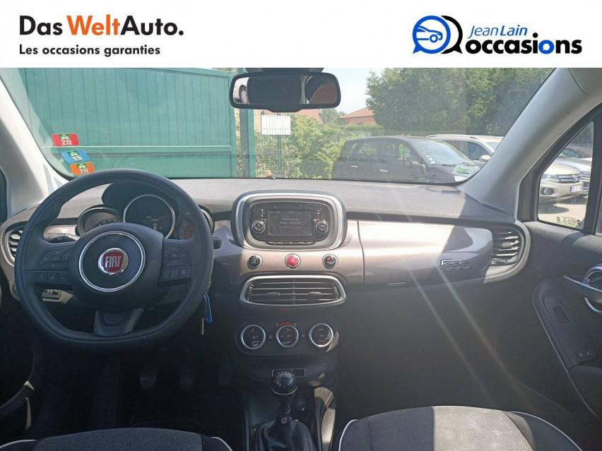 FIAT 500X MY17 500X 1.4 MultiAir 140 ch Popstar 02/06/2017                                                      en vente à Cessy - Image n°18