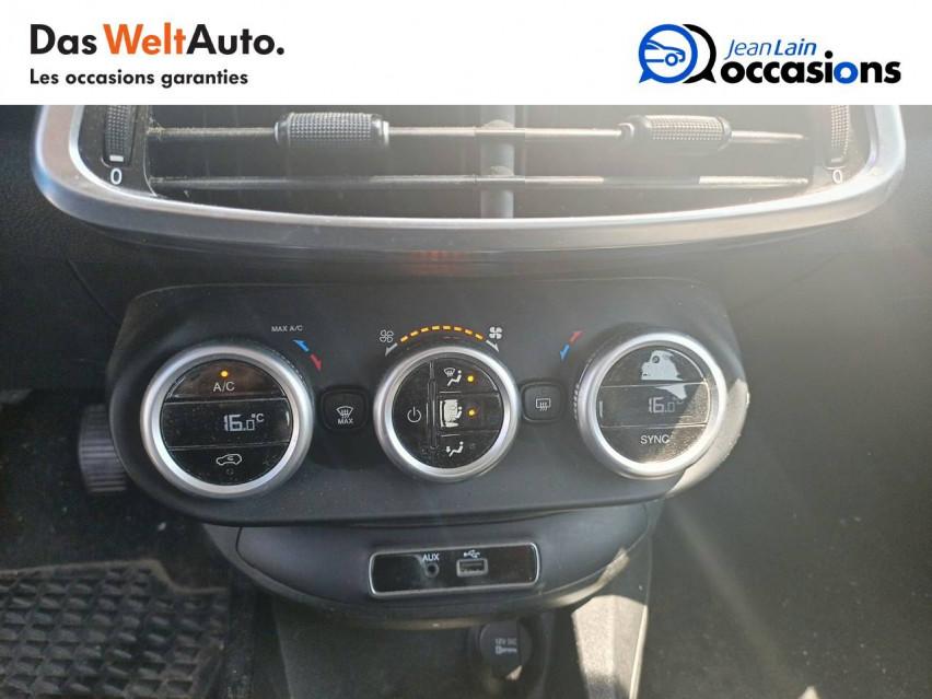 FIAT 500X MY17 500X 1.4 MultiAir 140 ch Popstar 02/06/2017                                                      en vente à Cessy - Image n°14