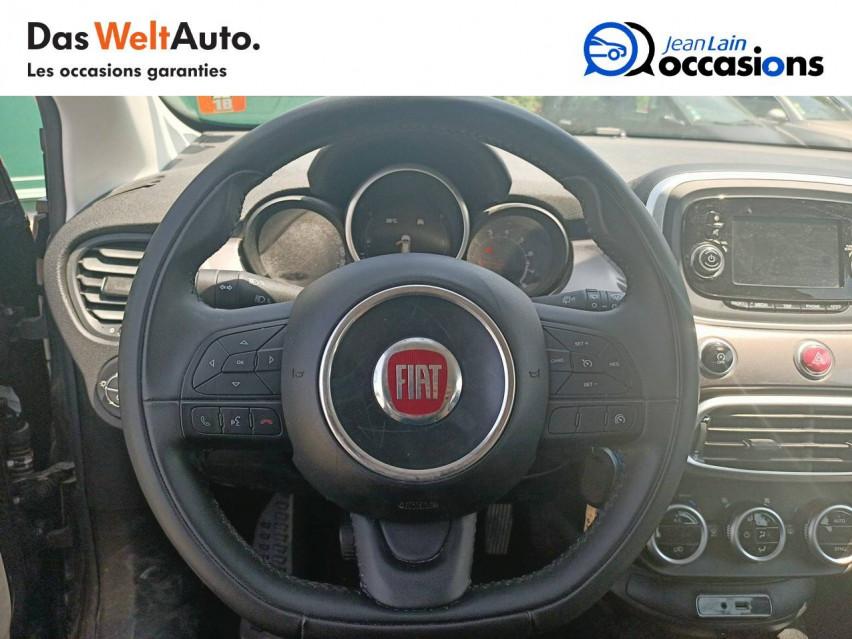 FIAT 500X MY17 500X 1.4 MultiAir 140 ch Popstar 02/06/2017                                                      en vente à Cessy - Image n°12