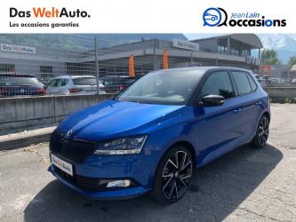 SKODA FABIA Fabia 1.0 TSI 110 ch BVM6 Monte-Carlo 23/10/2020 en vente à Sallanches