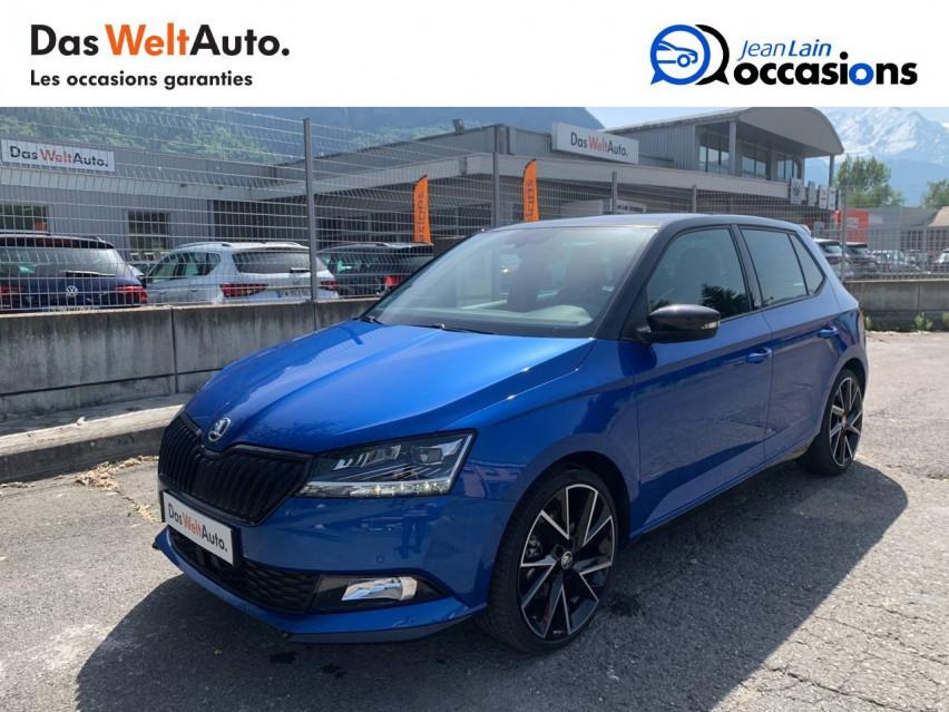 SKODA FABIA Fabia 1.0 TSI 110 ch BVM6 Monte-Carlo 23/10/2020                                                      en vente à Sallanches - Image n°1