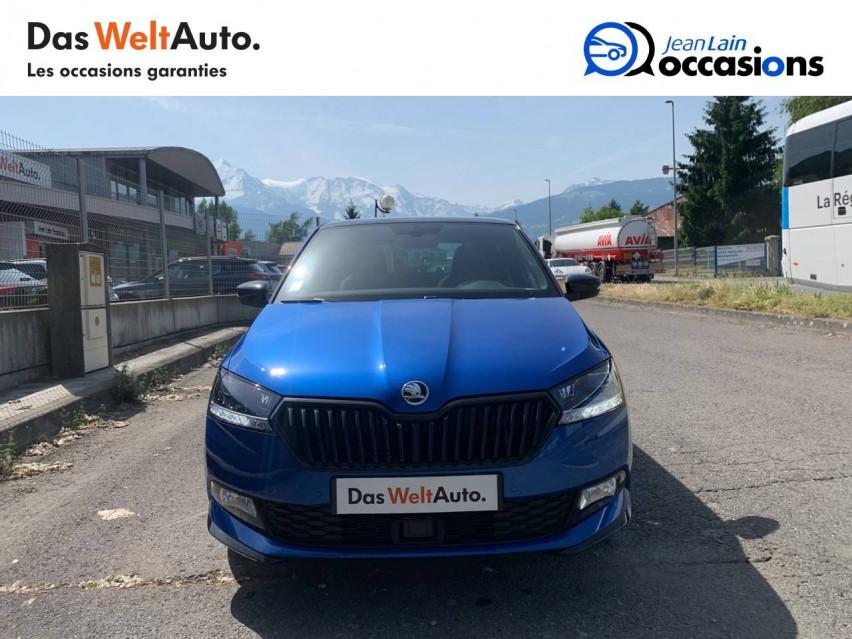 SKODA FABIA Fabia 1.0 TSI 110 ch BVM6 Monte-Carlo 23/10/2020                                                      en vente à Sallanches - Image n°2