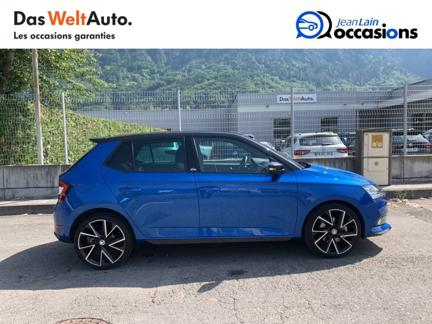 SKODA FABIA Fabia 1.0 TSI 110 ch BVM6 Monte-Carlo 23/10/2020                                                      en vente à Sallanches - Image n°4