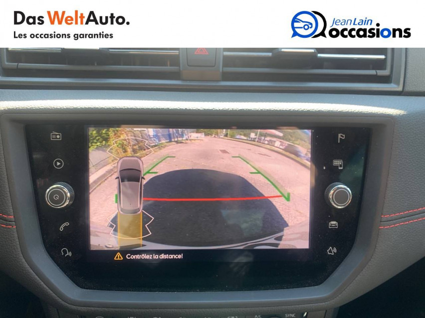 SEAT IBIZA Ibiza 1.0 EcoTSI 110 ch S/S DSG7 FR 30/04/2021                                                      en vente à Sallanches - Image n°20
