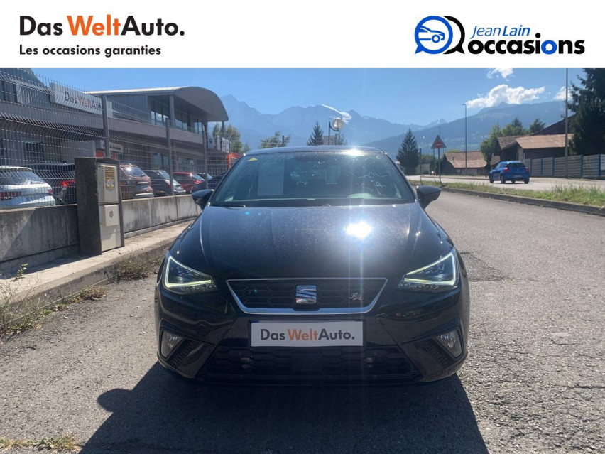 SEAT IBIZA Ibiza 1.0 EcoTSI 110 ch S/S DSG7 FR 30/04/2021                                                      en vente à Sallanches - Image n°2