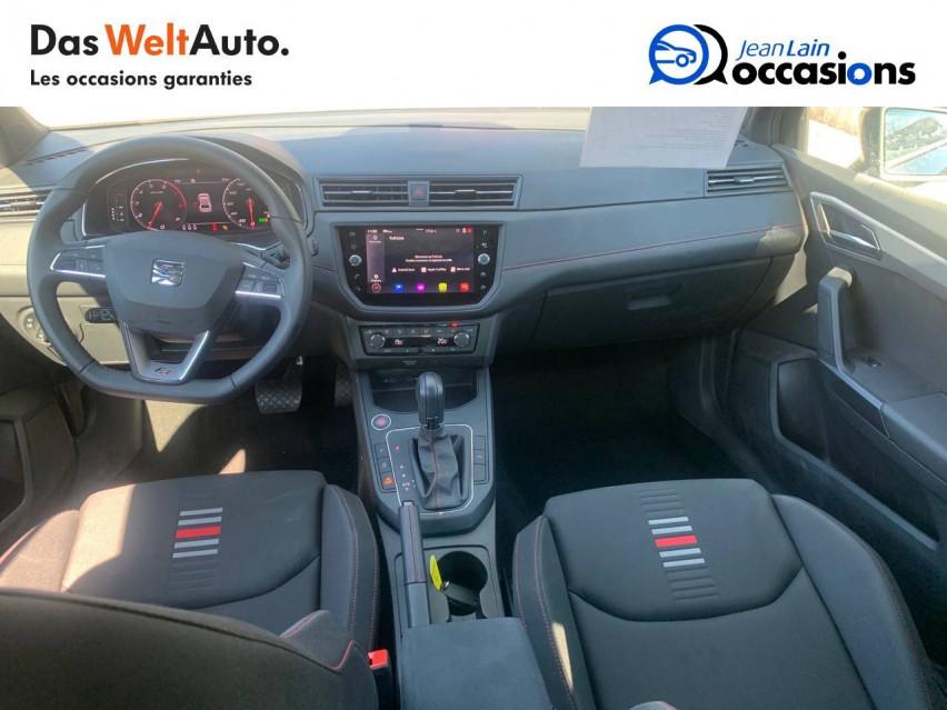 SEAT IBIZA Ibiza 1.0 EcoTSI 110 ch S/S DSG7 FR 30/04/2021                                                      en vente à Sallanches - Image n°18