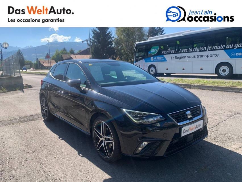 SEAT IBIZA Ibiza 1.0 EcoTSI 110 ch S/S DSG7 FR 30/04/2021                                                      en vente à Sallanches - Image n°3