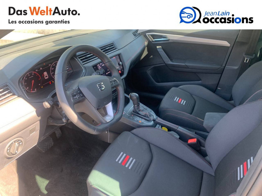 SEAT IBIZA Ibiza 1.0 EcoTSI 110 ch S/S DSG7 FR 30/04/2021                                                      en vente à Sallanches - Image n°11