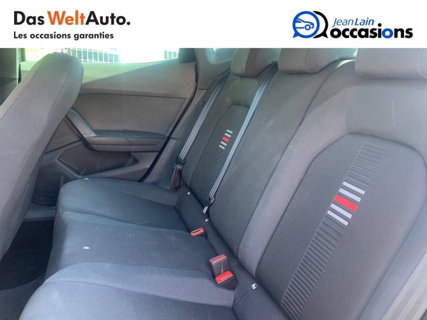 SEAT IBIZA Ibiza 1.0 EcoTSI 110 ch S/S DSG7 FR 30/04/2021                                                      en vente à Sallanches - Image n°17