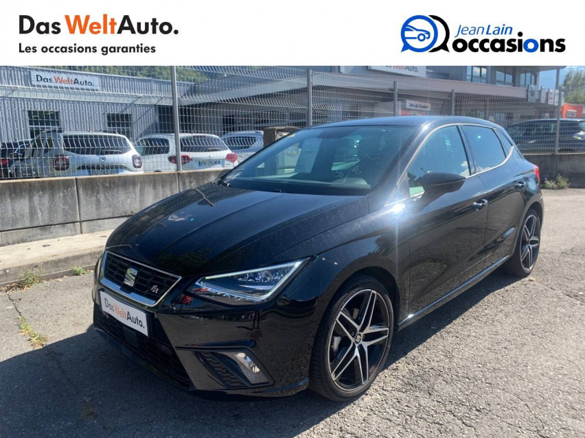 SEAT IBIZA Ibiza 1.0 EcoTSI 110 ch S/S DSG7 FR 30/04/2021                                                      en vente à Sallanches - Image n°1