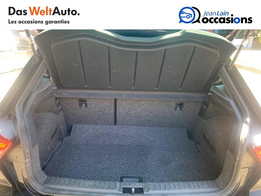 SEAT IBIZA Ibiza 1.0 EcoTSI 110 ch S/S DSG7 FR 30/04/2021                                                      en vente à Sallanches - Image n°10