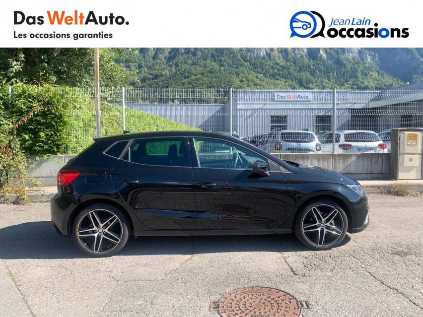 SEAT IBIZA Ibiza 1.0 EcoTSI 110 ch S/S DSG7 FR 30/04/2021                                                      en vente à Sallanches - Image n°4