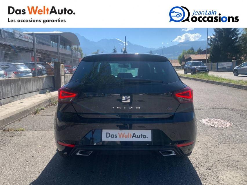 SEAT IBIZA Ibiza 1.0 EcoTSI 110 ch S/S DSG7 FR 30/04/2021                                                      en vente à Sallanches - Image n°6
