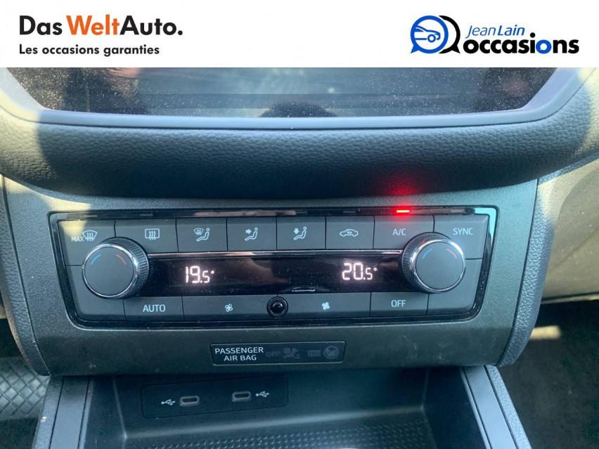 SEAT IBIZA Ibiza 1.0 EcoTSI 110 ch S/S DSG7 FR 30/04/2021                                                      en vente à Sallanches - Image n°14