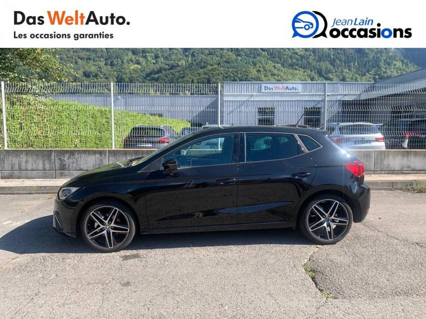 SEAT IBIZA Ibiza 1.0 EcoTSI 110 ch S/S DSG7 FR 30/04/2021                                                      en vente à Sallanches - Image n°8