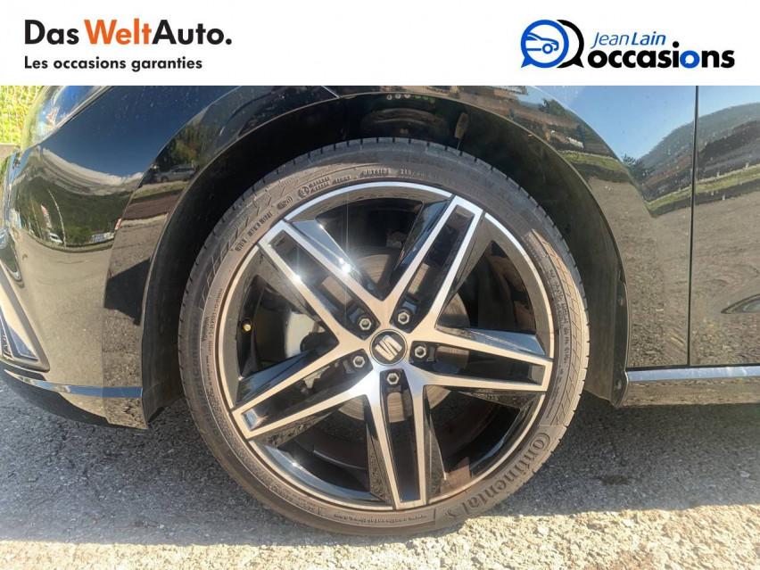 SEAT IBIZA Ibiza 1.0 EcoTSI 110 ch S/S DSG7 FR 30/04/2021                                                      en vente à Sallanches - Image n°9
