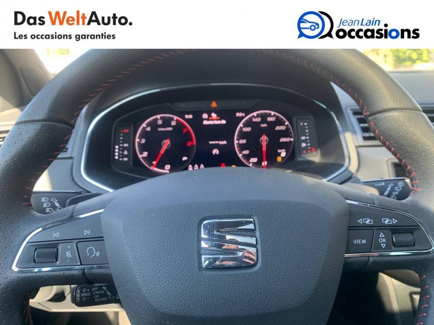 SEAT IBIZA Ibiza 1.0 EcoTSI 110 ch S/S DSG7 FR 30/04/2021                                                      en vente à Sallanches - Image n°12