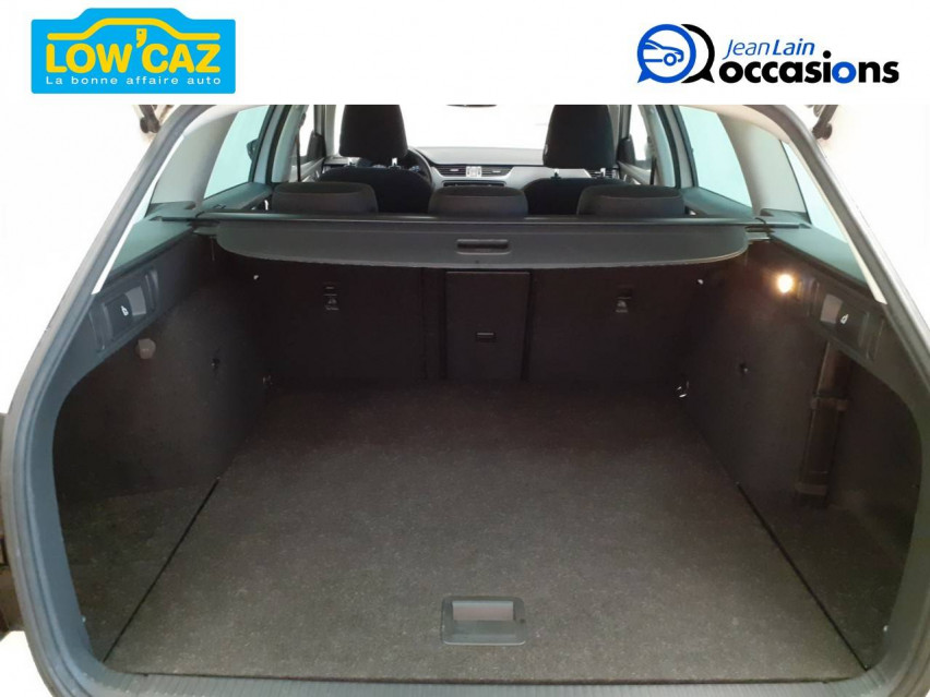 SKODA OCTAVIA COMBI Octavia Combi 2.0 TDI 150 ch CR FAP DSG7 4x4 Scout 01/02/2018                                                      en vente à Sassenage - Image n°10