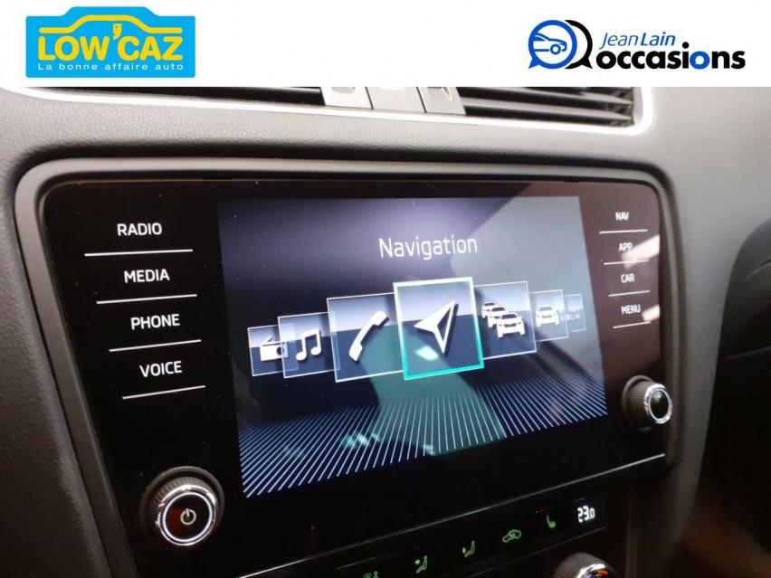 SKODA OCTAVIA COMBI Octavia Combi 2.0 TDI 150 ch CR FAP DSG7 4x4 Scout 01/02/2018                                                      en vente à Sassenage - Image n°16