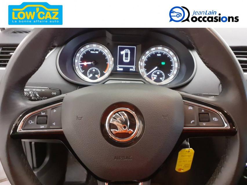 SKODA OCTAVIA COMBI Octavia Combi 2.0 TDI 150 ch CR FAP DSG7 4x4 Scout 01/02/2018                                                      en vente à Sassenage - Image n°12