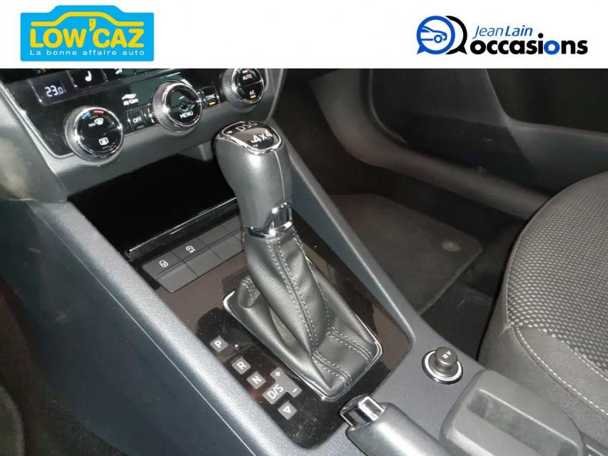 SKODA OCTAVIA COMBI Octavia Combi 2.0 TDI 150 ch CR FAP DSG7 4x4 Scout 01/02/2018                                                      en vente à Sassenage - Image n°13